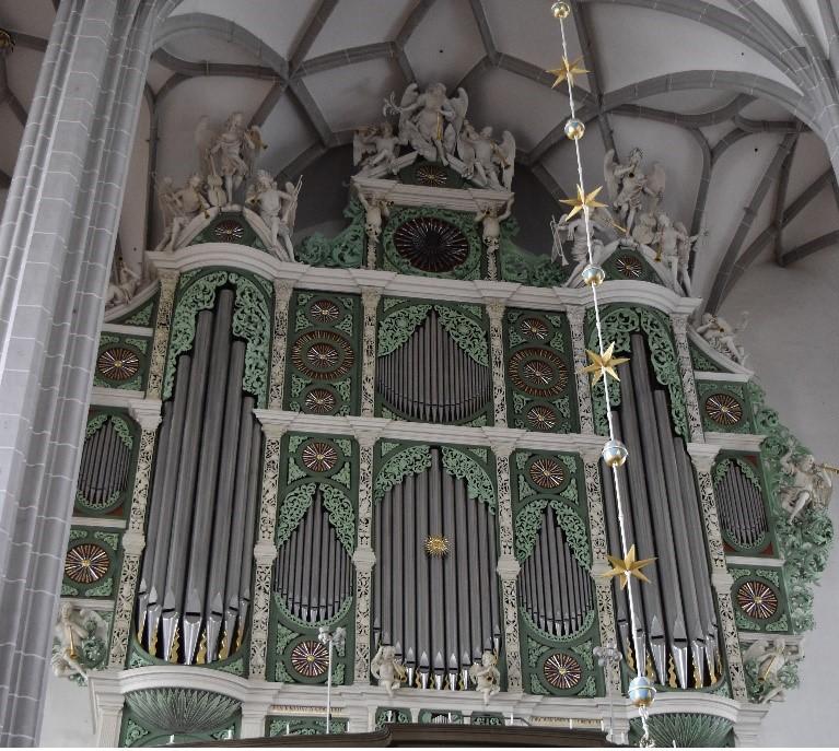 Messiaen Orgel
