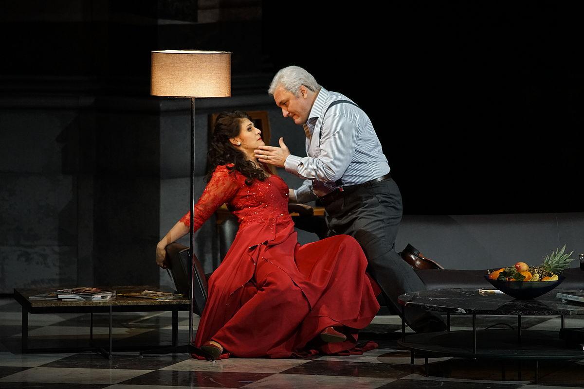 Probenbesuche: »Tosca« und Orchesterkonzert